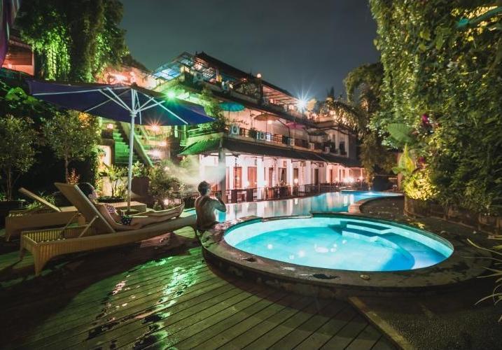 Tukad White House Bali - Pool