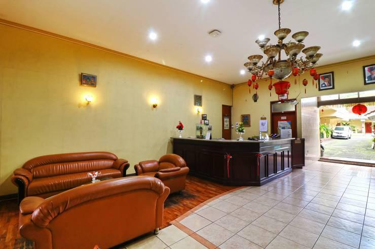 Hotel Puma Bandung - Exterior