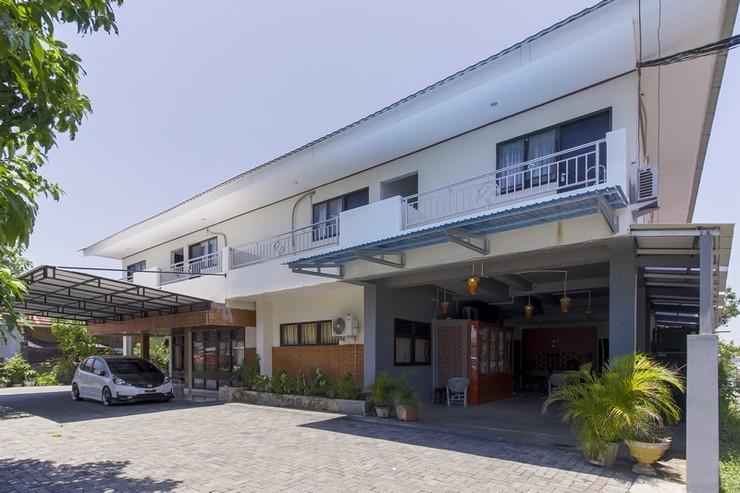 RedDoorz near Sam Ratulangi Airport Manado - Eksterior