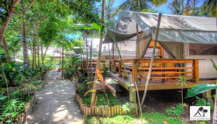 La Cocoteraie Ecolodge Lombok - Exterior