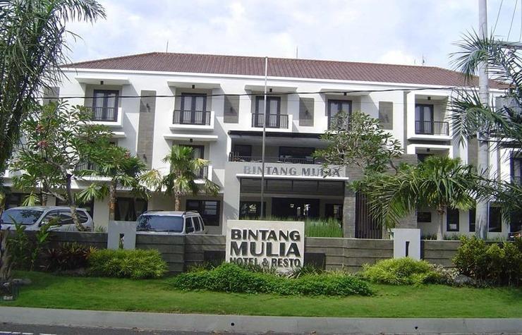 Bintang Mulia Hotel & Resto Jember - Facade