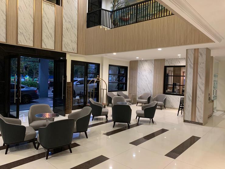 Bintang Mulia Hotel & Resto Jember - lobi