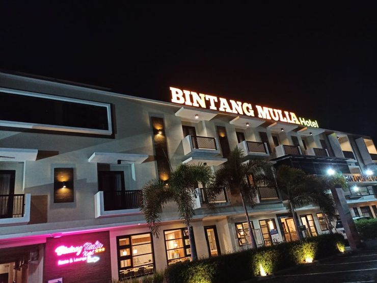 Bintang Mulia Hotel & Resto Jember - Exterior