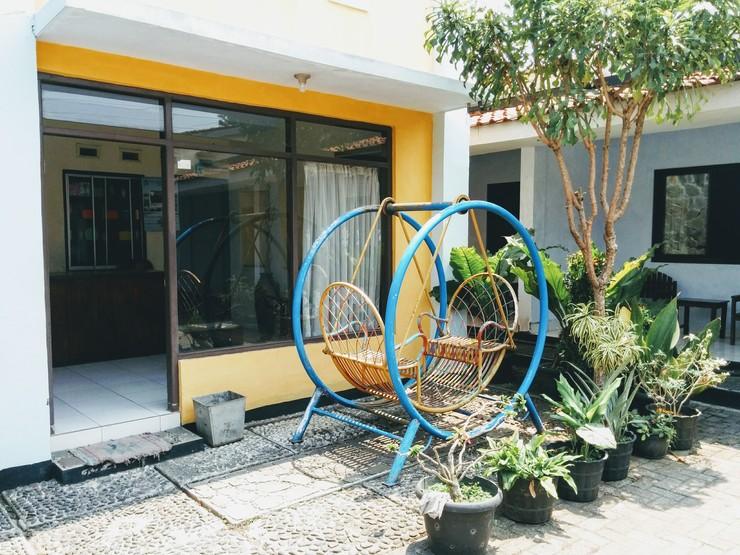 Hotel Gunung Slamet Banyumas - Lobby