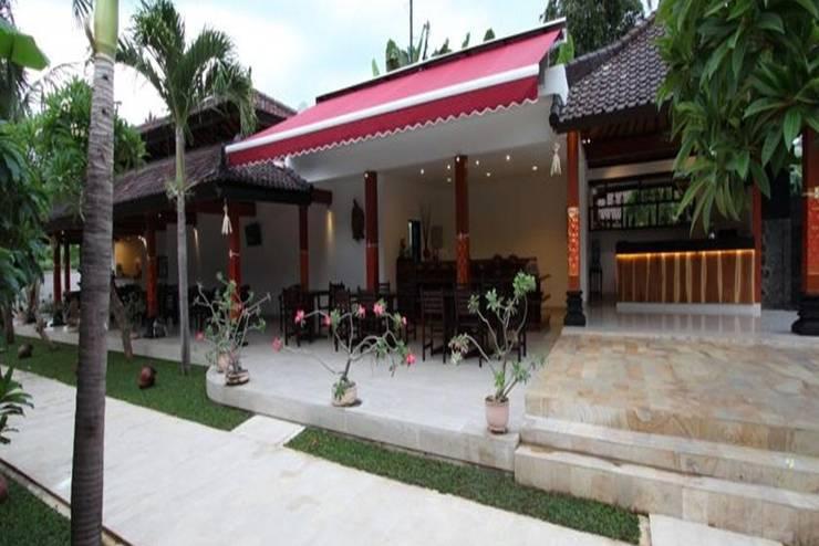 Melamun Hotel & Chocolate Spa Bali - Eksterior