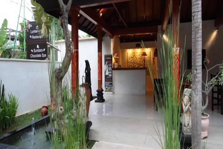 Melamun Hotel & Chocolate Spa Bali - Resepsionis