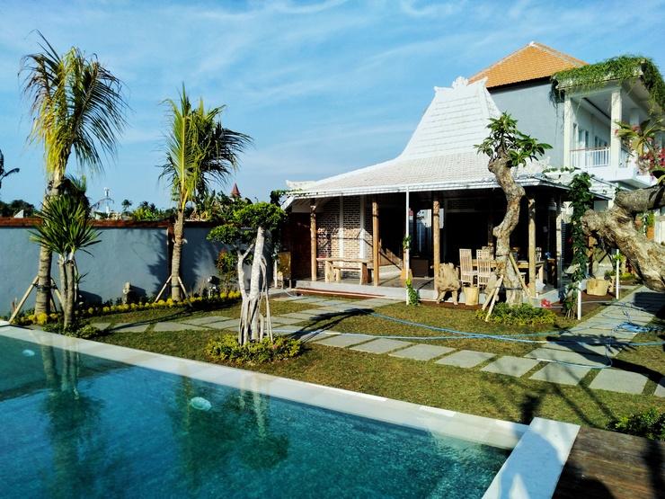 Padi Padi Canggu Luxury Room & Restaurant Bali - Kolam Renang