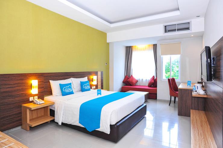 Airy Pecatu Indah Resort New Kuta Raya Uluwatu Bali Bali - Double