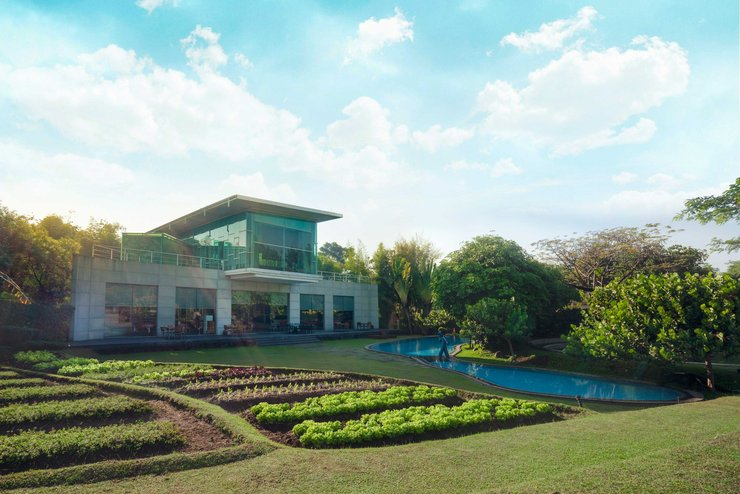K Hotel & Resort Pasuruan - Pemandangan