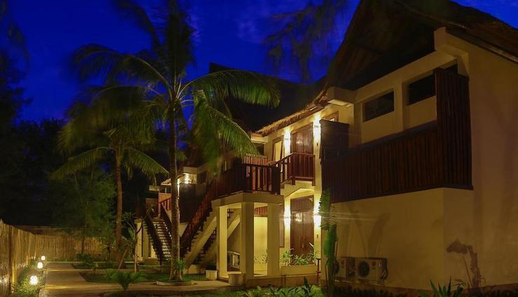 Mala Garden Resort & Spa Lombok - Facade