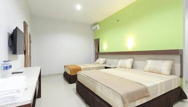 Zaen Hotel Syariah Solo - Family Room