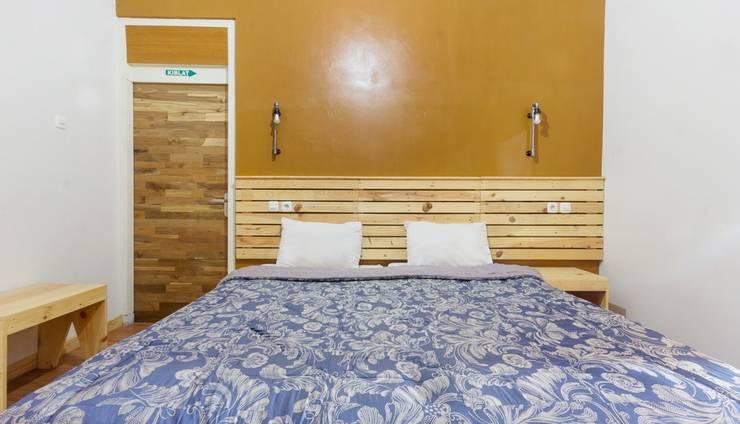 Zaen Hotel Syariah Solo - Paviliun Bedroom