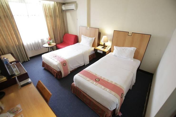 New Metro Hotel Semarang - Room