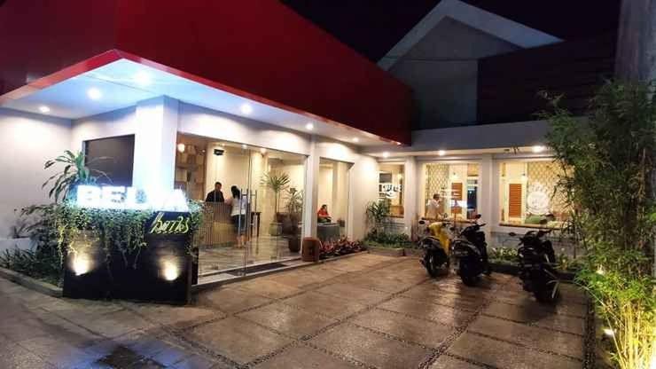 Belva Huis Bogor - Facade