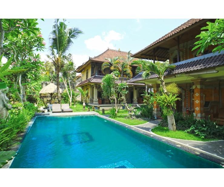 Ubud Kerta City Hotel Bali - Pool