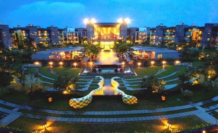 Novotel Palembang Hotel & Residence Palembang - Pemandangan