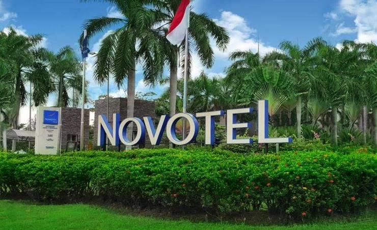 Novotel Palembang Hotel & Residence Palembang - Eksterior
