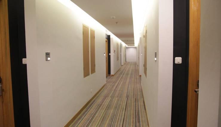 Geary Hotel Bandung Bandung - Corridor