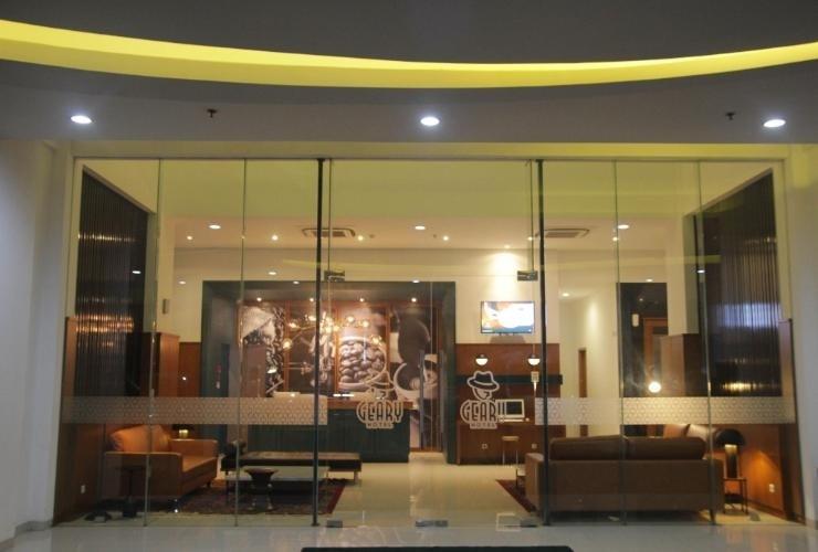 Geary Hotel Bandung Bandung - Lobby