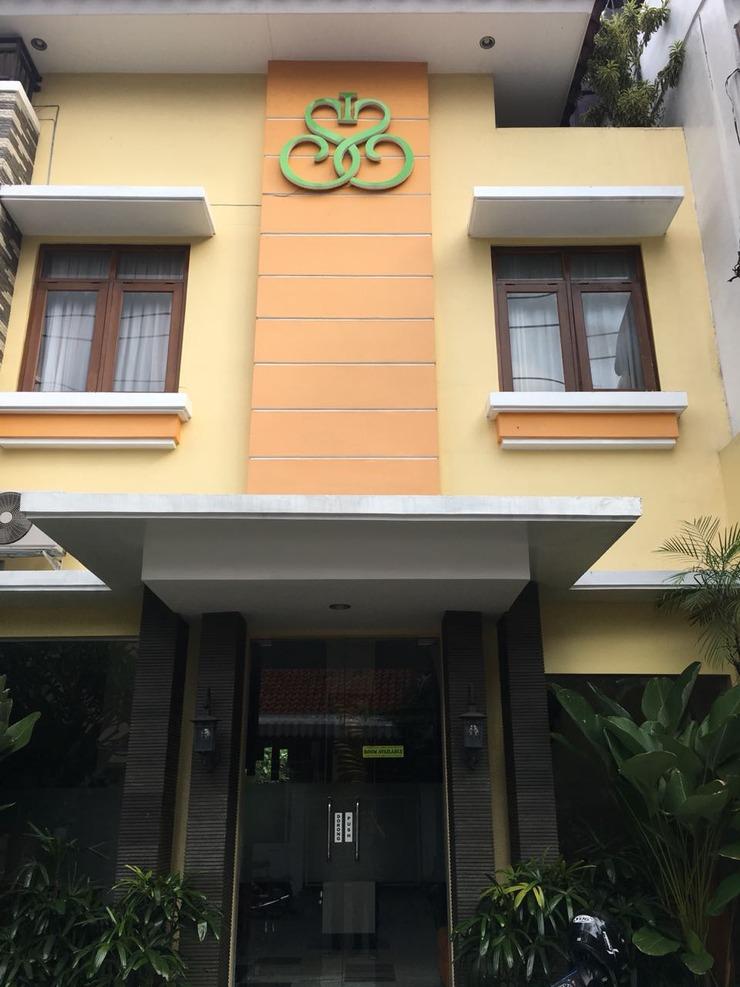 Selaras Inn Syariah Yogyakarta - depan hotel
