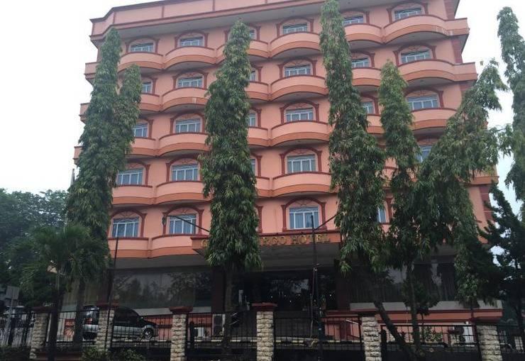 Hotel Golden Virgo Batam - Eksterior