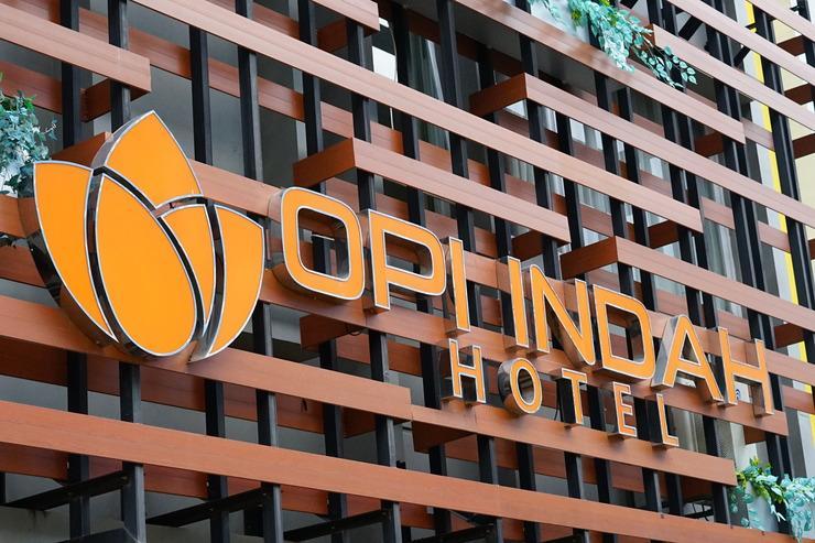 Opi Indah Hotel Palembang - Appearance