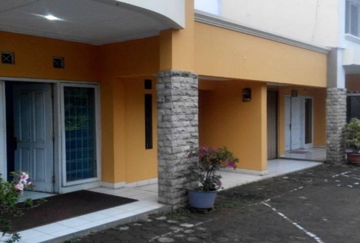 Rossan Villa Bandung - Exterior