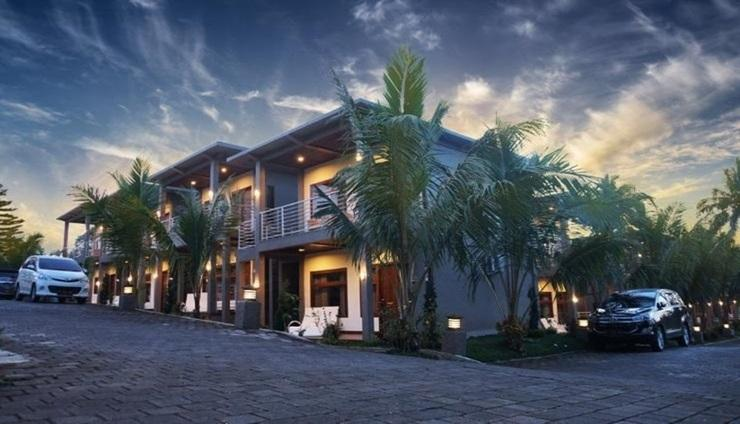 Grand Harvest Resort & Villas Banyuwangi - Exterior