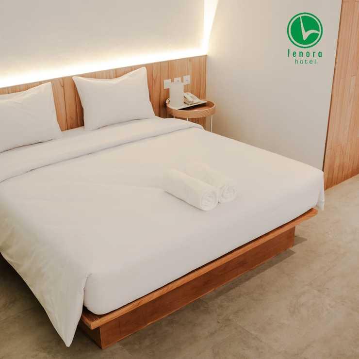 Lenora Hotel Bandung - Guest room