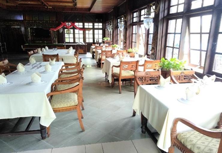 Hotel Haai Balikpapan - Restaurant