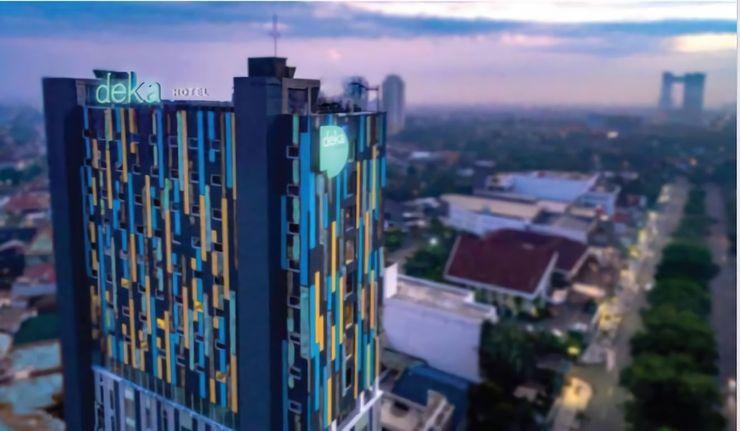 Deka Hotel Surabaya - Exterior