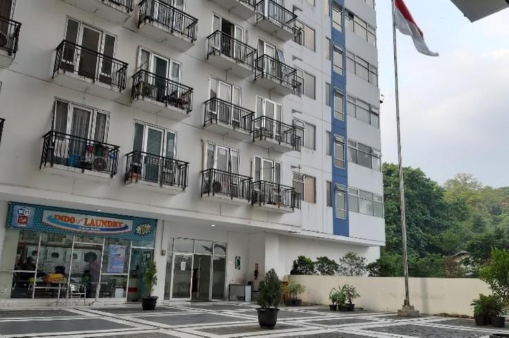 Avista Jarrdin Apartment Bandung - Exterior