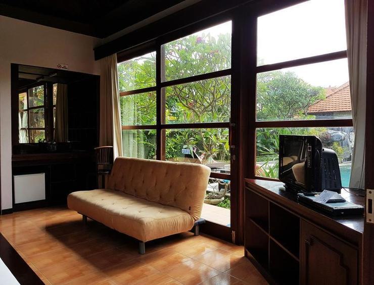 D'Kubu Legian Bali - Guest room
