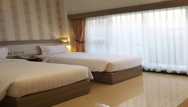 Arilla Eclat Hotel Yogyakarta - Bedroom