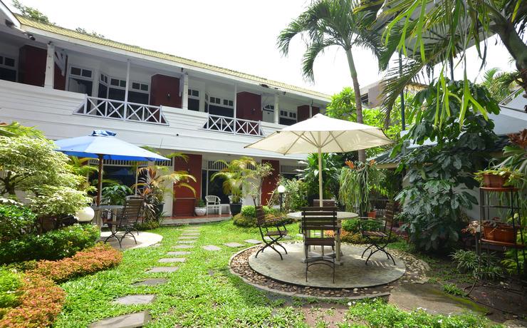 Hotel Bhinneka Malioboro Yogyakarta - Exterior