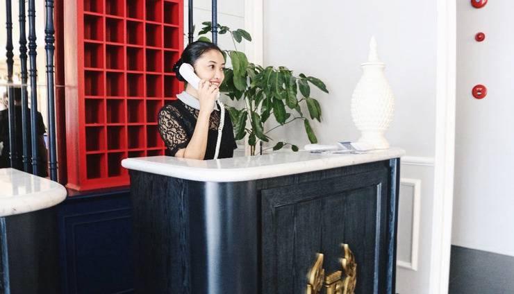 Brava Suites by Zia Surabaya -   front office