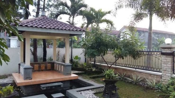Grya Natasha Guest House Yogyakarta - Gazebo