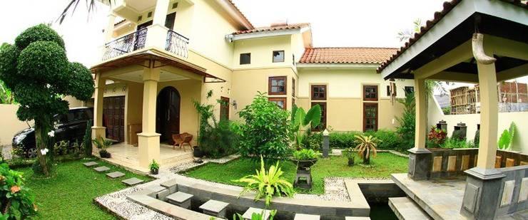 Grya Natasha Guest House Yogyakarta - Tampilan Luar Hotel