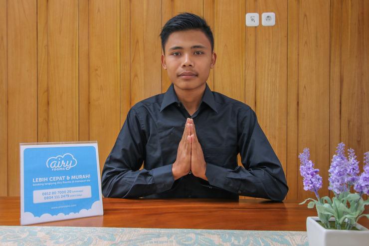 Airy Kebayoran Lama KPBD 11 Jakarta Jakarta - Receptionist
