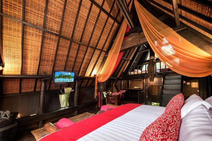 Batak Legacy Bali - Guest room