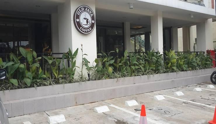 d'primahotel ITC Mangga Dua Jakarta - Parking Area