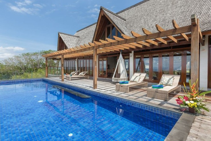Khaya Luxury Villa by Nagisa Bali Bali - exterior