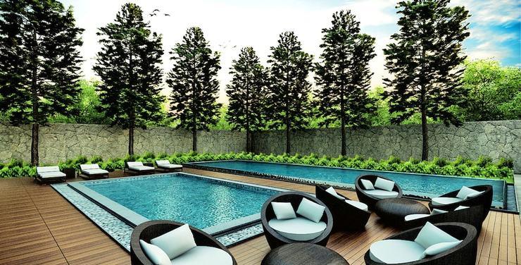 Harper Purwakarta by ASTON Purwakarta - Pool