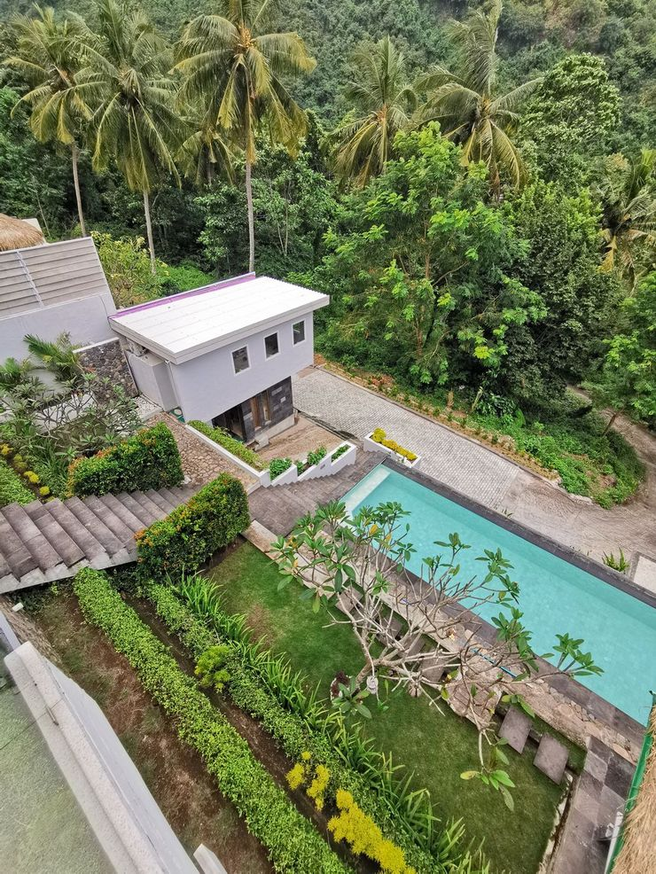 The Jungle Villas Lombok - Pool