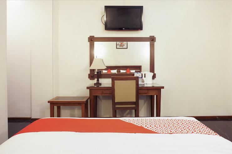 OYO 514 Omah Pari Boutique Hotel Yogyakarta - DELUXE DOUBLE BEDROOM