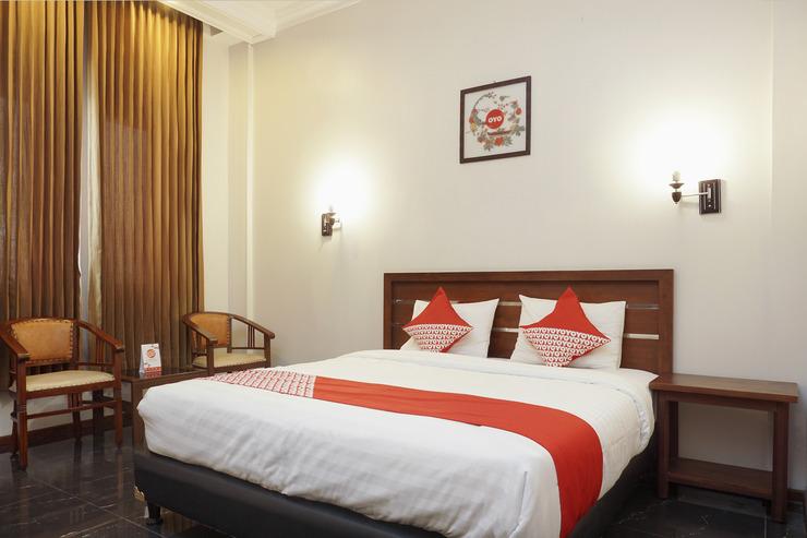 OYO 514 Omah Pari Boutique Hotel Yogyakarta - Bedroom