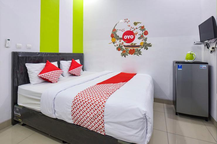 OYO 391 GreenBelt Yogyakarta - Bedroom