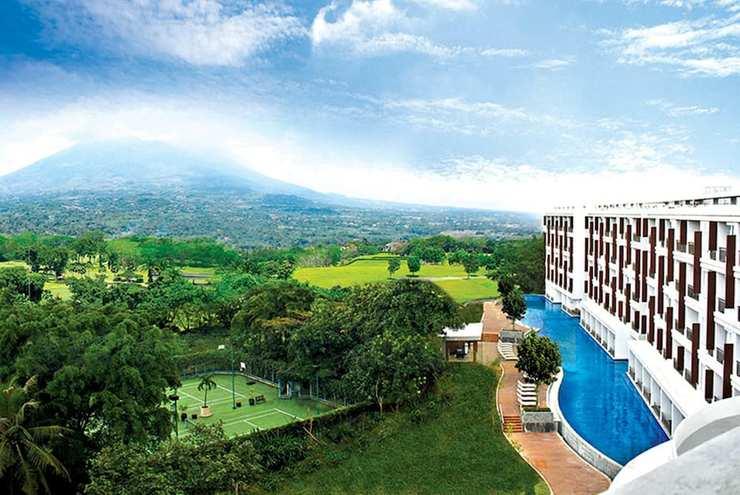 R Hotel Rancamaya Bogor - Featured Image