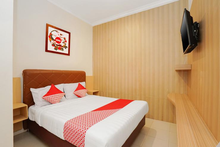 OYO 658 Alibaba Residence Surabaya - Bedroom