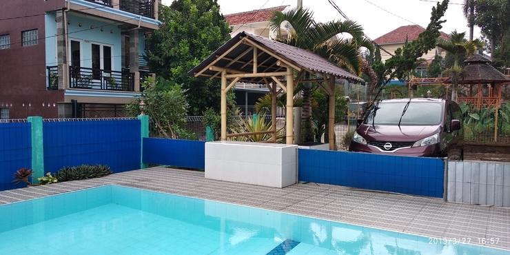GIISCA Family Villa Cianjur - Pool
